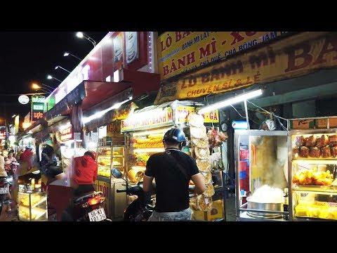SÀI GÒN #95: Đường phố Quách Điêu, Vĩnh Lộc vô vàn những món ăn ngon