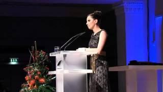 Verleihung des Leibniz-Ring-Hannover an Teresa Enke