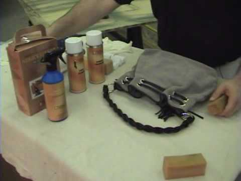Home Care Kit for Nubuck & Suede. Clean and Protect Your Leather