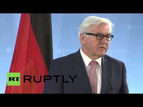 Germany: 'Only political refugees from Kosovo will get asylum' - Steinmeier