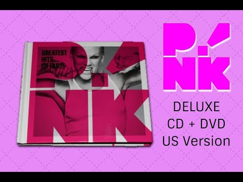 Unboxing: Greatest Hits...So Far!! (Deluxe CD/DVD Edition) - P!nk