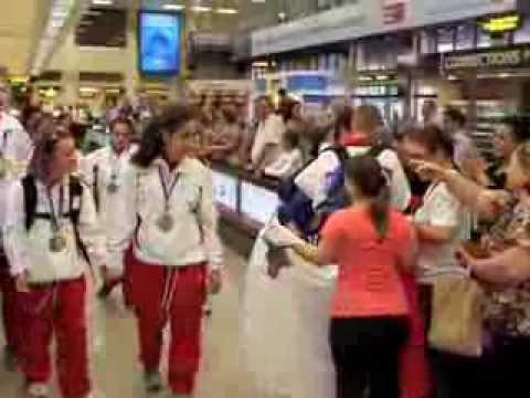 Special Olympics Malta Bowling Team - European Tournament, Cyprus, Oct. 2012