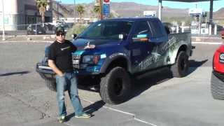 Ford Raptor - Icon 3.0 Coilover Shock Testing
