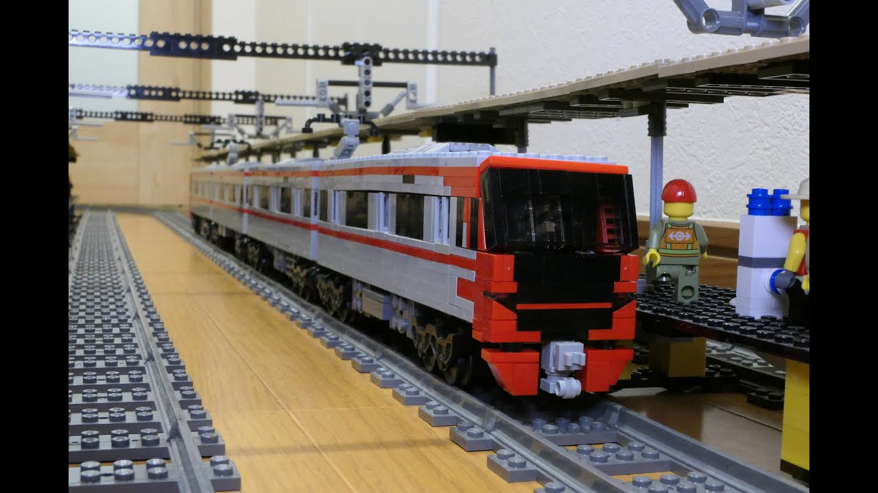 LEGO 名鉄9500系 Meitetsu 9500 series