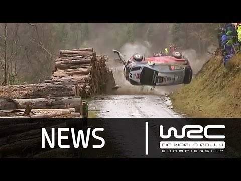 WRC News - Wales Rally GB 2015: Stages 11 - 13
