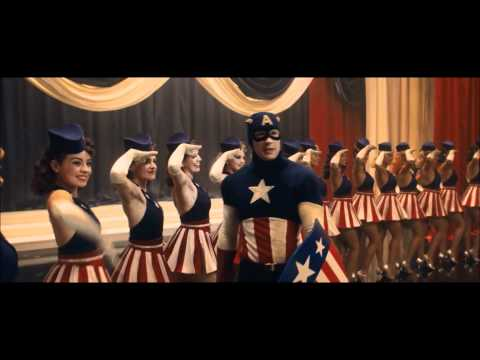 Star Spangled Man With A Plan