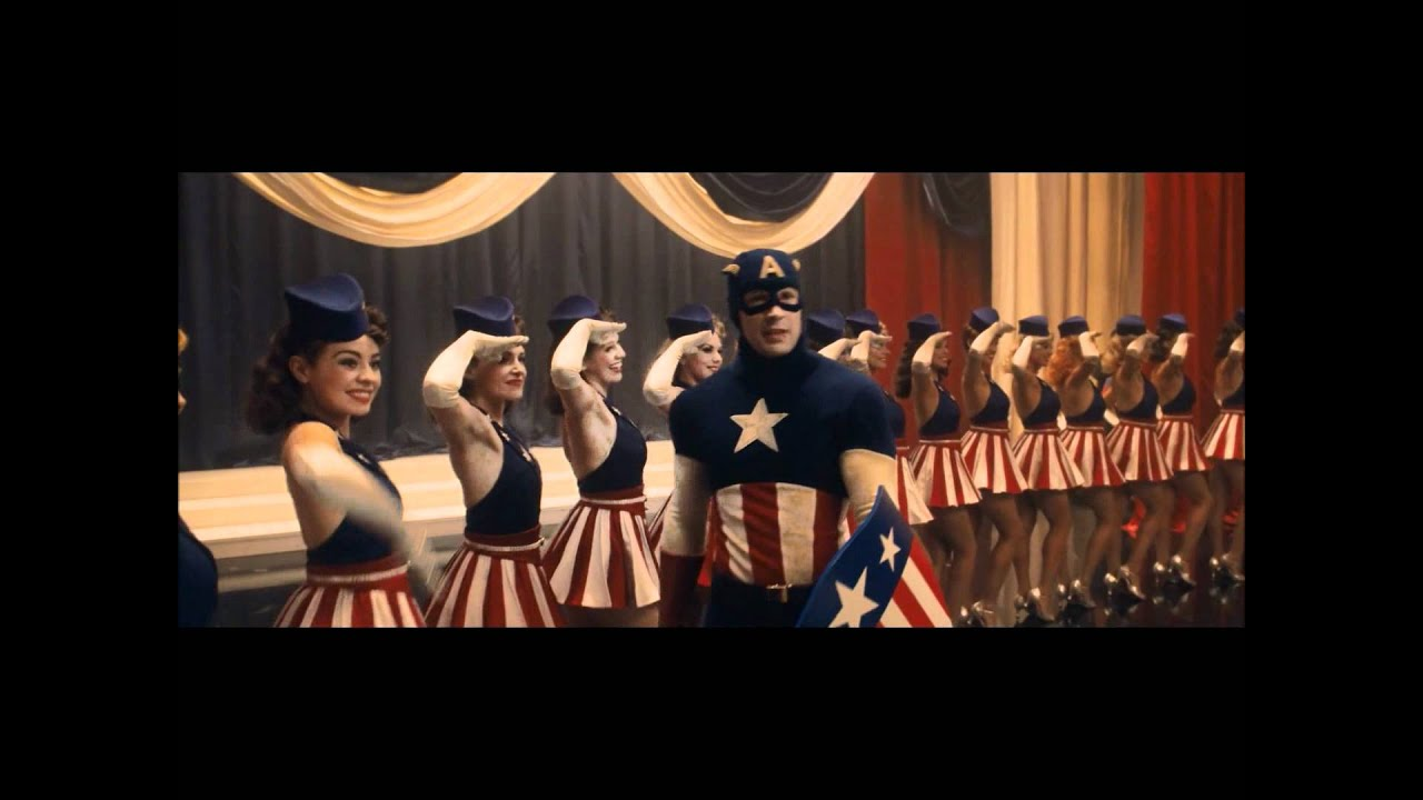 Star Spangled Man With A Plan Youtube