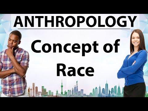 Anthropology optional for UPSC - Concept of Race - Human Population Genetics - IAS Optional Mains