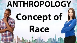 Anthropology optional for UPSC - Concept of Race - Human Population Genetics - IAS Optional Mains