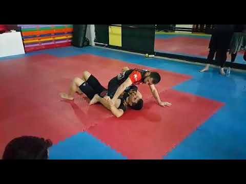 MMA Federasyonu Ankara Eğitim ve Gelişim Kampı 2018