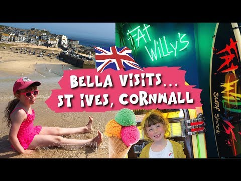 Bella visits... St Ives, Cornwall - Dear Mummy Vlog from YouTube · Duration:  3 minutes 54 seconds