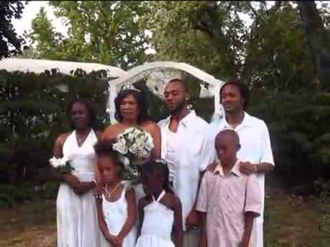 ghetto wedding