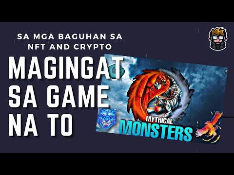 MYTHICAL MONSTERS - DOBLE INGAT PO DITO (FOR NEWBEE)
