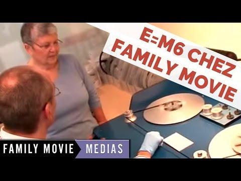 e m6 sauvegarder ses films super8 8mm family movie paris youtube. Black Bedroom Furniture Sets. Home Design Ideas