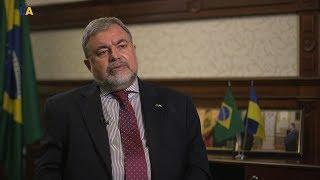 Бразилия. Освальдо Биато Жуниор   Точки соприкосновения