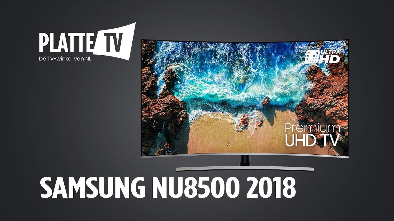 SAMSUNG NU8500 PREMIUM UHD TV - PlatteTV