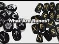 What Are Witches' Runes?