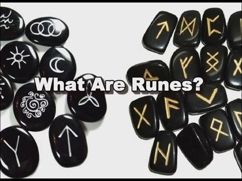 What Are Witches Runes Youtube