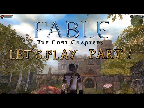 Fable part 7 Trader danger