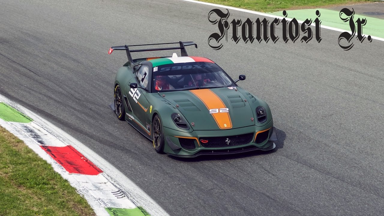 Gregb23 driving his ferrari 599xx evo 2011 at autodromo nazionale gregb23 driving his ferrari 599xx evo 2011 at autodromo nazionale monza vanachro Image collections