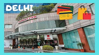 INDIA, the most luxurious shopping mall in DELHI, AMBIENCE MALL