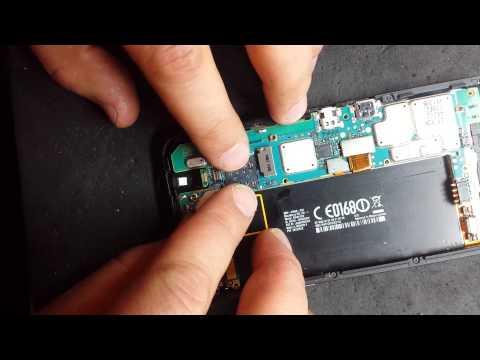 BlackBerry Z10 STL100-1 ремонт.слот SIM карты