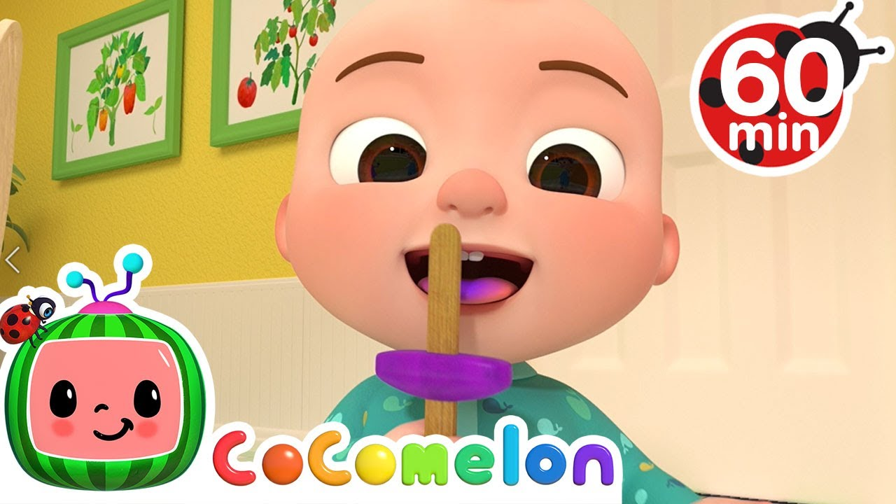Learn Colors, ABCs and 123 Songs  + More Educational Nursery Rhymes & Kids Songs - CoComelon