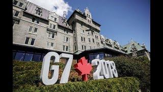 ИТОГИ G7: НАКАТ НА РОССИЮ УСИЛИТСЯ