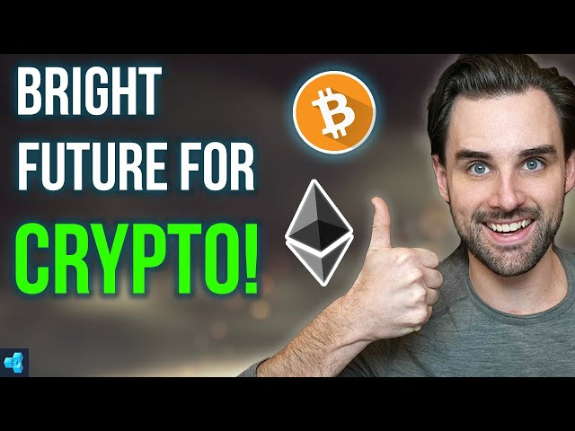 🔴Report Predicts BRIGHT future for Crypto!