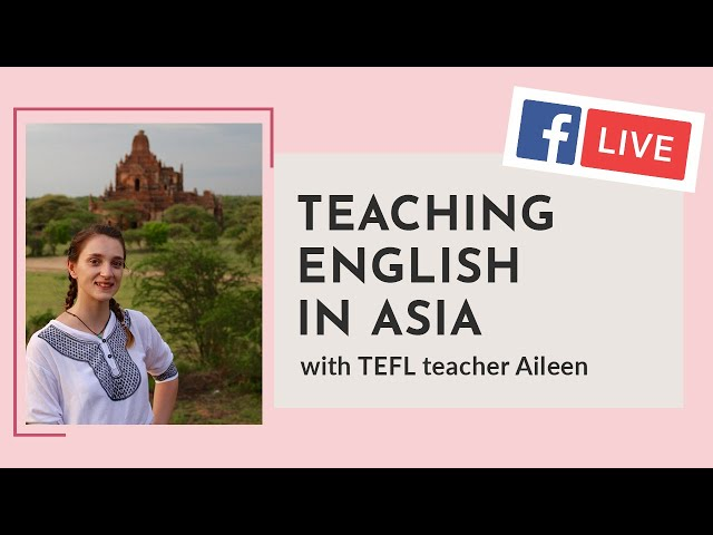 i-to-i WEBINAR   Episode 11: Teaching English in Asia