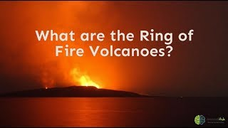 What are the Ring of Fire Volcanoes