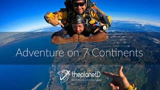 Adventure Travel on 7 Continents, 80 Countries, Pure Adventure