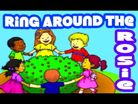 Ring Around The Rosie By Mr Ray The Little Sunshine