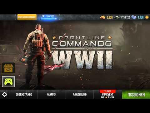 Mod Frontline Commander WWII