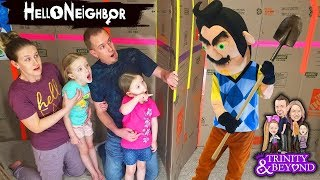 Hello Neighbor in Real Life! World