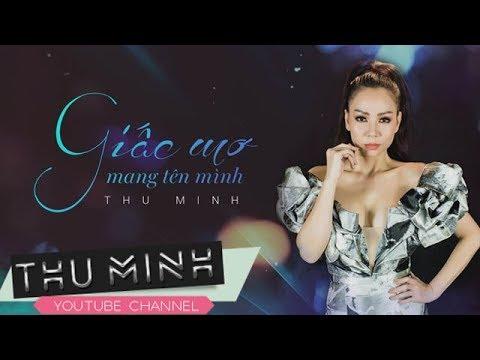 (Lyrics Video) Giấc Mơ Mang Tên Mình | Thu Minh