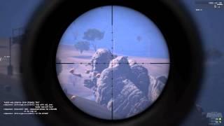 ARMA 3: Sniping from 1.5k away (10+ Kills) [ Wasteland ]