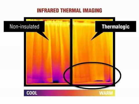 Curtains Ideas best insulating curtains : Thermalogic - Energy Efficient Insulated Curtains - YouTube