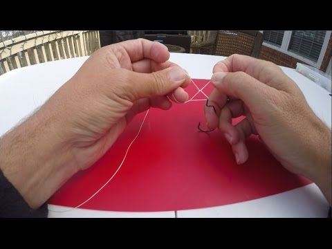 Video Best knot for catfishing