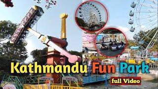 Fun park of Kathmandu/ Children park / Fun park / Game park