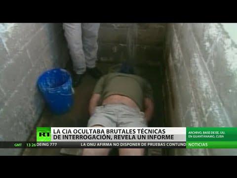 Se filtra por error el informe de torturas de la CIA