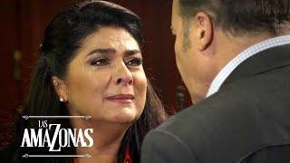 Las Amazonas | Inés le confiesa a Victoriano que Loreto abusó de ella