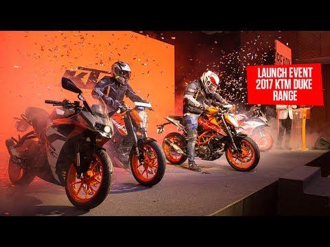 LAUNCH EVENT | 2017 KTM 390,250 & 200 DUKE | AUTOLIFE NEPAL