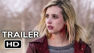 The Blackcoat's Daughter Official Trailer #1 (2017) Emma Roberts Horror Movie HD