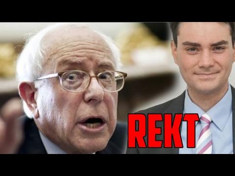 Ben Shapiro DESTROYS Bernie Sanders Universal Healthcare!!