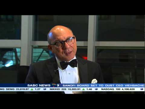 Trevor Manuel has been honored with a Special Award