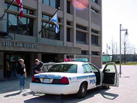 Halifax Regional Police Tribute: Never Let Go