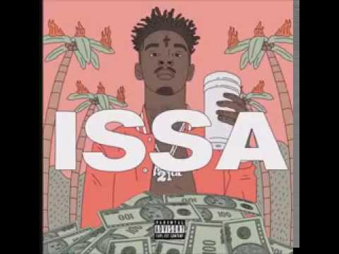 21 Savage ISSA FULL ALBUM