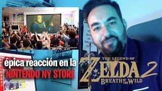Nintendo llena de Magia e ilusión el e3 2019 con la presentación de zelda breath of the wild 2