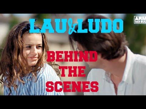 ARMIN VAN BUUREN - SUNNY DAYS (Behind the scenes with Lau&Ludo)